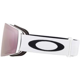 Oakley Fall Line XL Snow Goggles Herre matte white/prizm snow hi pink iridium